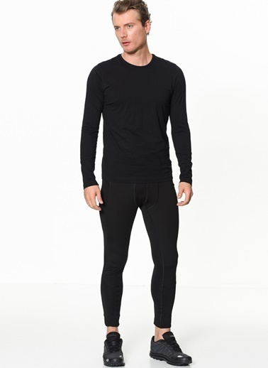 The North Face  Warm Tights Erkek Alt Içlik Siyah Siyah